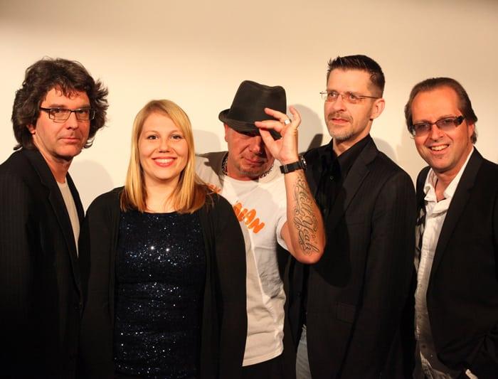 Starcover Showband Quintett